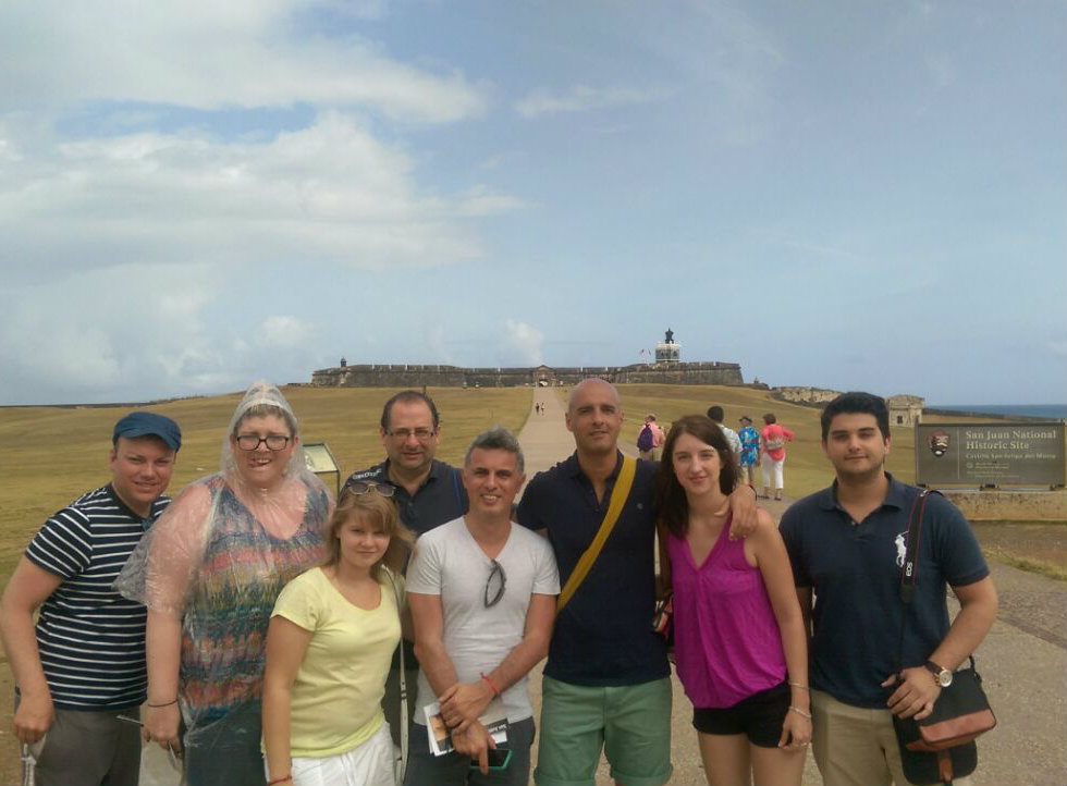 Fam Trip to Puerto Rico with the Puerto Rico Tourist Board